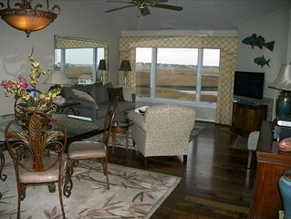 Sound Front Condo at Cordgrass Bay