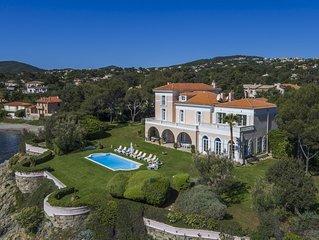 Magnificent 6 bedroom Villa in Fréjus (Q0851)