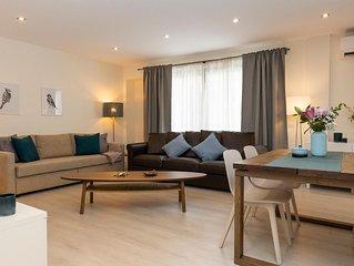 Disfruta de la modernidad y elegancia que hacen de este apartamento un lugar tra
