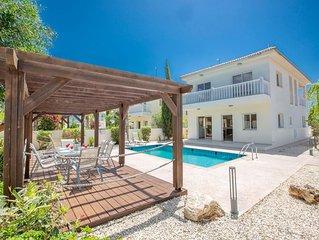 Cyprus In The Sun Villa Nissi 7 Gold