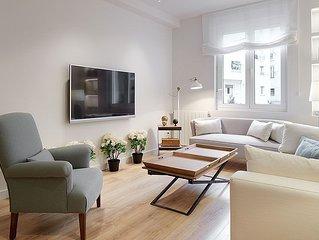 Apartamento Playa de Ondarreta 4 by FeelFree Rentals