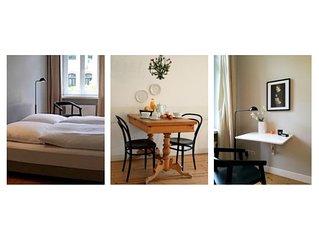 SCHONER WOHNEN IM DENKMAL    modern, komfortabel & kostenfreies WLAN