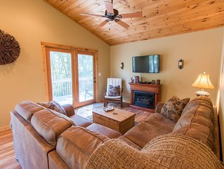 ADORABLE & ALL NEW - Less than 5 miles to Cashiers