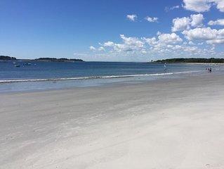 Private, Beachfront; Panoramic Ocean Views; Crescent Beach