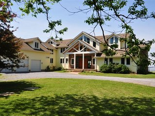 Luxury and Privacy on the Chesapeake Bay - 50 Acres of protected pines!
