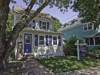 The Whalers Cottage - Completely Renovated in the Cape May Historic District!