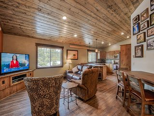 Blue Grouse Vacation Rental -NEW!! Completed May 2018