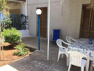 Villetta blu a 500m dalla spiaggia di Porto Cesareo