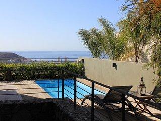 Maravillosa villa,WIfI gratis, piscina privada, AC, BBQ a 300m de Siam Park Mall