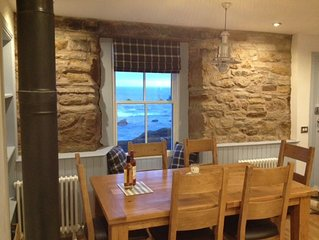 Beautiful 1850's Fisherman's Cottage on the sea front in prime location