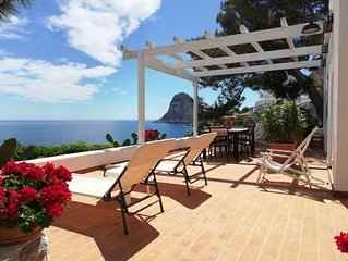 VILLA LAURA MARIE-BREATHTAKING SEAVIEW-INDEPENDENT VILLA-62 REVIEWS-PALERMO*25KM