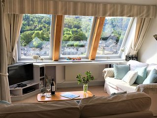 Luxury Apartment in Central Ambleside, Balcony,  Fabulous Views, Access to Pool