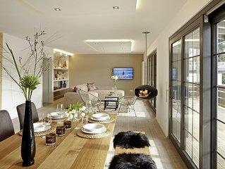 Familienfreundliches Boutique Design Ferienhaus mit 5* Luxus im Schwarzwald