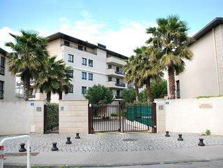 T3 climatisé grand standing Parc Borély- Prado Plage