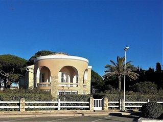 Vos vacances au bord de la Mediterranee dans une agreable villa de famille