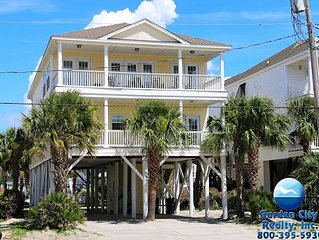 Southern Comfort- 7bd/7.5 BA, Ocean View,Private Pool&Elevator