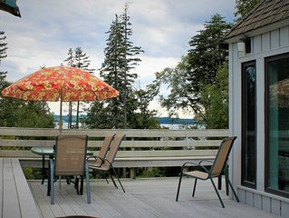 CHEF ON THE HILL WITH OCEAN VIEW!  CLOSE TO ACADIA NAT PARK, SCHOODIC MT