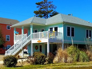 Enjoy OBX in 2020 at Saltwater Sanctuary!