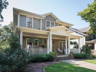 Downtown Raleigh, Historic Neighborhood, 5 Suites!