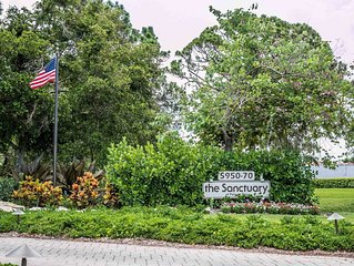 MAR/APR.2020 AVAIL. Renovated 2BR Ground Floor, All superb Pelican Bay Amenities