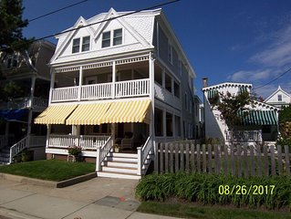 Windsor House Cape May, Beach Block