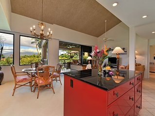 Amazing view, Closest to the beach, Wailea Ekahi, Unit 20i. Dec. 10-18th $290nt