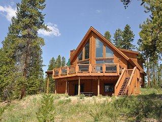 Beautiful Mountain Lodge-Ski,Hike,Bike,Relax-We Are Close to it All!