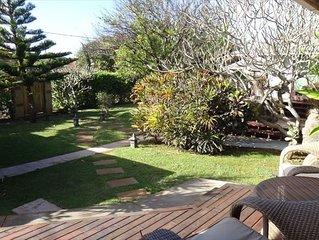 Zen Villa Haleiwa in the heart of Historic Haleiwa town!Walk to everything!