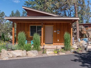 Experience Bend's Magic From This Adorable Home Across From River, Near Old Mill