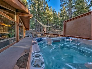 5 Bedroom/5 Bath - South Lake Tahoe - A Lot Of Extras And Perks