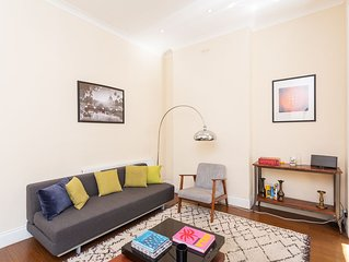 Comfortable Flat in West Kensington Perfect for Business or Leisure