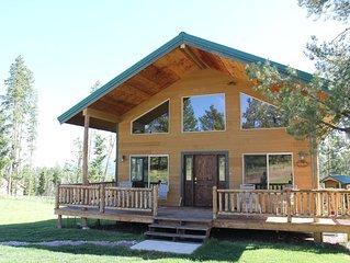 Mountain Home at Georgetown Lake