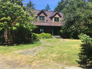 Beautiful Mountainside Waterview Home on Gorgeous Orcas Island