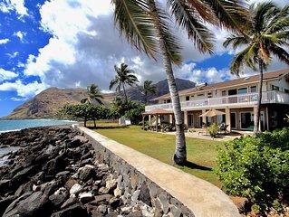 'Sea La Vie' Furnished Luxury Oceanfront home