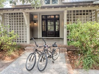 Palmetto Bluff Home on First Tee: 2 Bikes, Golf Access, Outdoor Gas Fireplace
