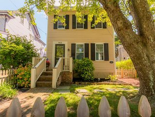 Beautiful Cottage in Historic District - Close to Beach & Town