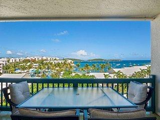 Amazing Views with Pool, Hot Tub, Restaurant, Beach, Washer/Dryer, Roku & WiFi*