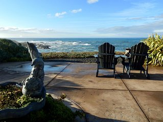 Relax, Rejuvenate, Revive  - Beautiful and Captivating Oceanfront Home