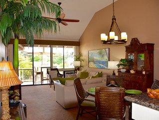 No Place Like Wailea - Ocean and Haleakala View - Renovated Top Floor