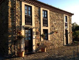 La casa del Campo, acogedora casa rural al lado de las playas de Cudillero
