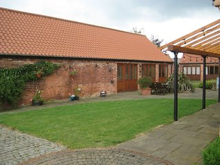 Woodlands  Cottage, ideally located for Lincoln and Newark Showgrounds