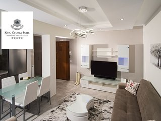 King George Suite (near Makedonia Palace hotel and Helexpo fair)