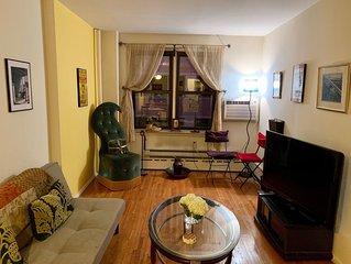 Conveniently located Manhattan Apartment