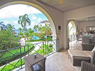 Beachfront Caribbean Elegance - Schooner Bay 205 (1 bed)
