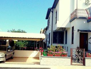 Ferienwohnung 150 m zur Adria und mit Klimaanlage