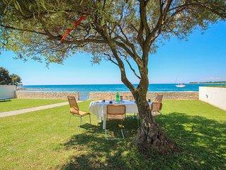 Ferienhaus mit Klimaanlage und Internetzugang am Strand