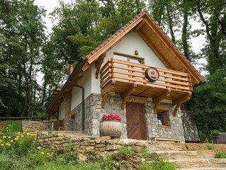 Ferienhaus in den Weinbergen