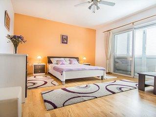 Ferienwohnung mit 3 Schlafzimmer