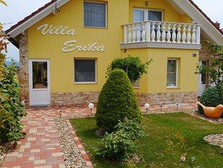 Ferienwohnung mit Panoramablick auf Hévíz