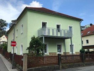 Ferienwohnung Pirna fur 2 - 4 Personen mit 2 Schlafzimmern - Ferienwohnung